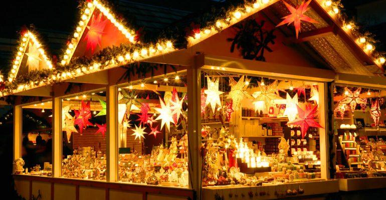 Isteddos de Nadale - Mercatini di Natale