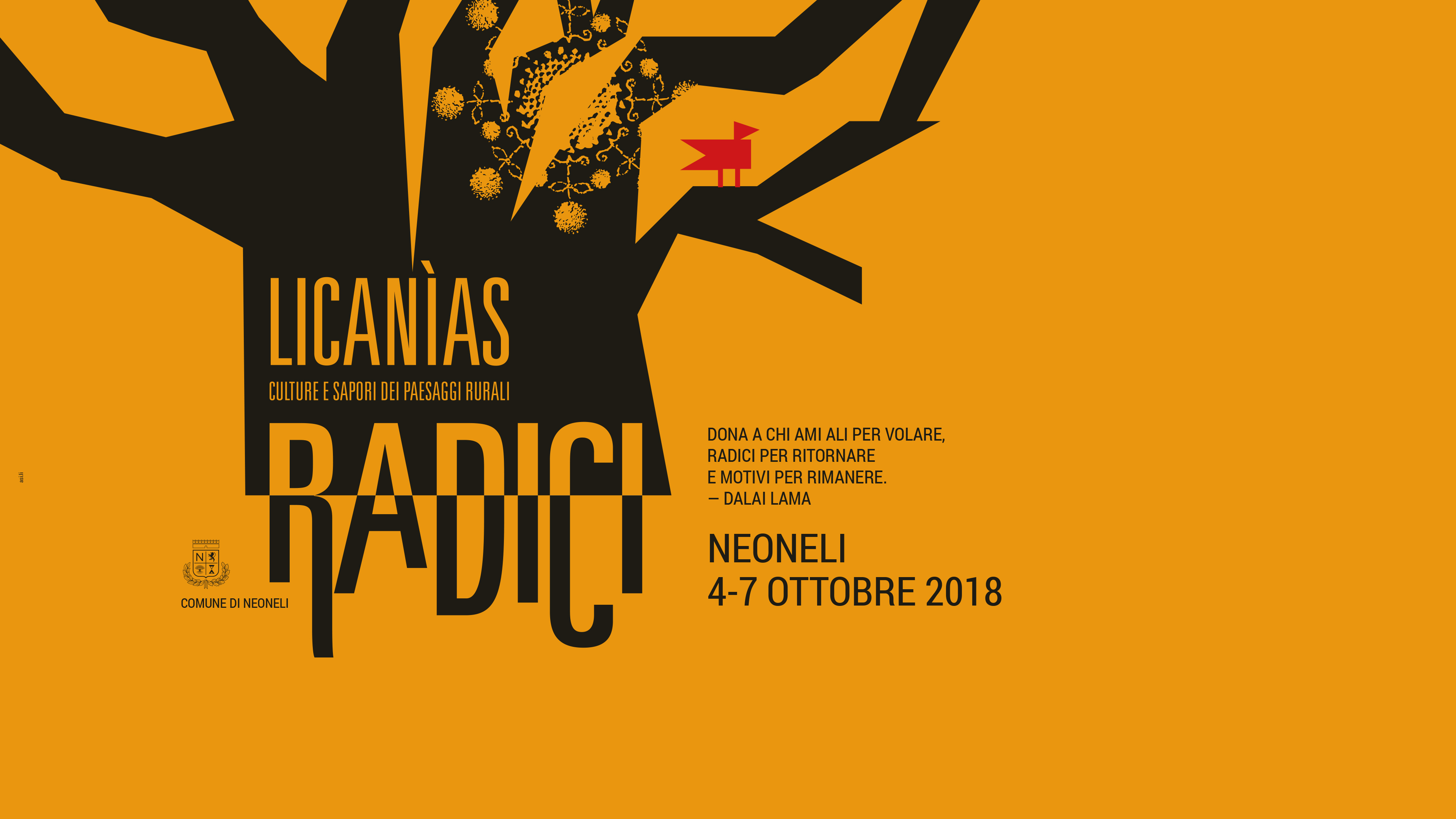 Sagra enogastronomica 'SA FREGULADA 2018' e 'FESTIVAL LICANIAS 2018'